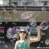 Felix Cartagena's bubbles