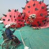 Disability Kite Flying at Pune IKF 2014 - Royal Kite Flyers Club India