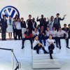 Volkswagen show team, all done!