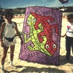 A nice edo style kite