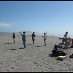 Buka kite line touch, Sreve Childers vs Sharon Champie