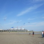 Sport kite competition at AKAGN