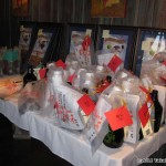 Goodie bags for the balloonists and kiters