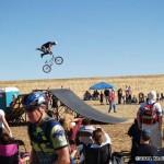BMX show at Antelope Island...