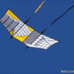 A Ron Gibian kite creation...