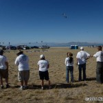 iQuad prepares for a show on Antelope Island...