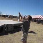 Everyone can fly at Antelope Island!