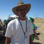 Kevin Bayless, the man behind kites at Antelope Island Stampede...