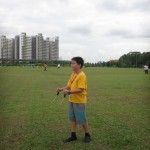Christian Chiu, our youngest student (11 yrs old)