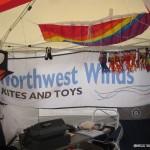 Kites and toys!