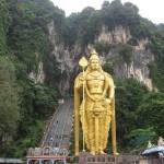 Grand statue
