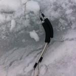 Ice stake 1