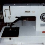 The Pfaff 1221 is a great machine to buy used. . This machine was just sold to a kitemaker for approx. $275.00 U.S..