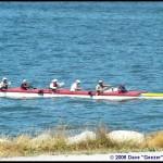 E - Canoe Aerobics just off Vanier Park
