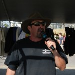 KP's humble organizer, Dave Shenkman