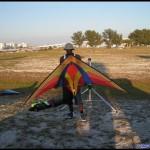 New sport kiter