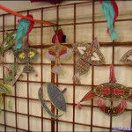 Various Wau within Kite Museum