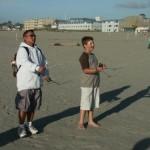 Ulysses Villanueva and Zach Gordon on their Revs.