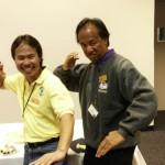 Lam Hoac = Jackie Chan Ron Despojado = Bruce Lee
