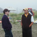 Reid Wolcott and Josh Gordon, young masters.