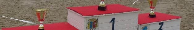 The podium at WSKC