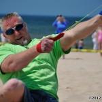 Dave Bush - Mr Incredible flying Thors Hammer