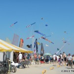 Great Lakes Kite Festival is busy