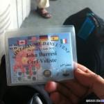 St-Honore flier badge