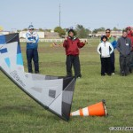041 - Knocking down cones in the Rev games