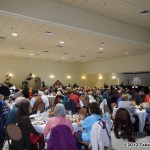 138 - A small but very upbeat convention gathering
