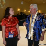 310 - Donna Houchins and Paul Koepke in similar formal attire