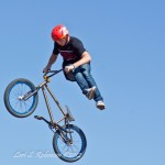 BMX - giving it to Antelope Island!