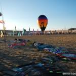 Evening flights - hot air balloon