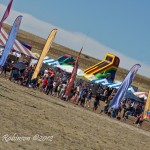 No shortage of spectators, vendors and activities