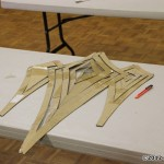 The template for a concentrix kite - Jon