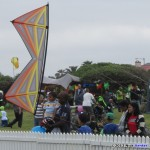 8 - Reach out and touch, kites and public interaction