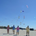 KiteOberFest - Quad Squad - Sue, Steve, Beth, Art