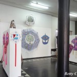 Exhibition kites Betty