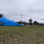 Whale solar baloon