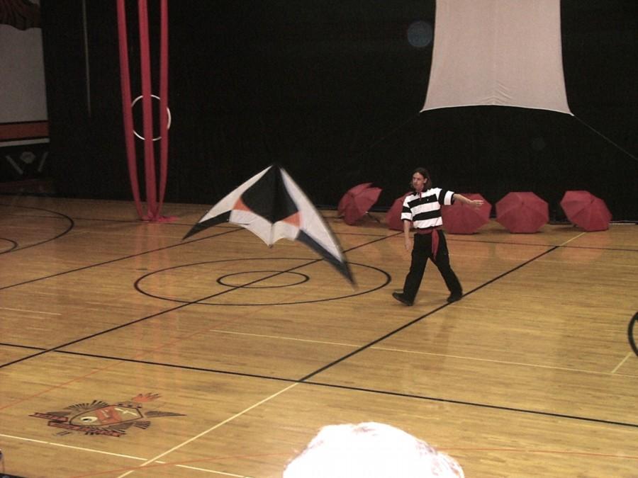 2008 Lincoln City Indoor Kite Festival