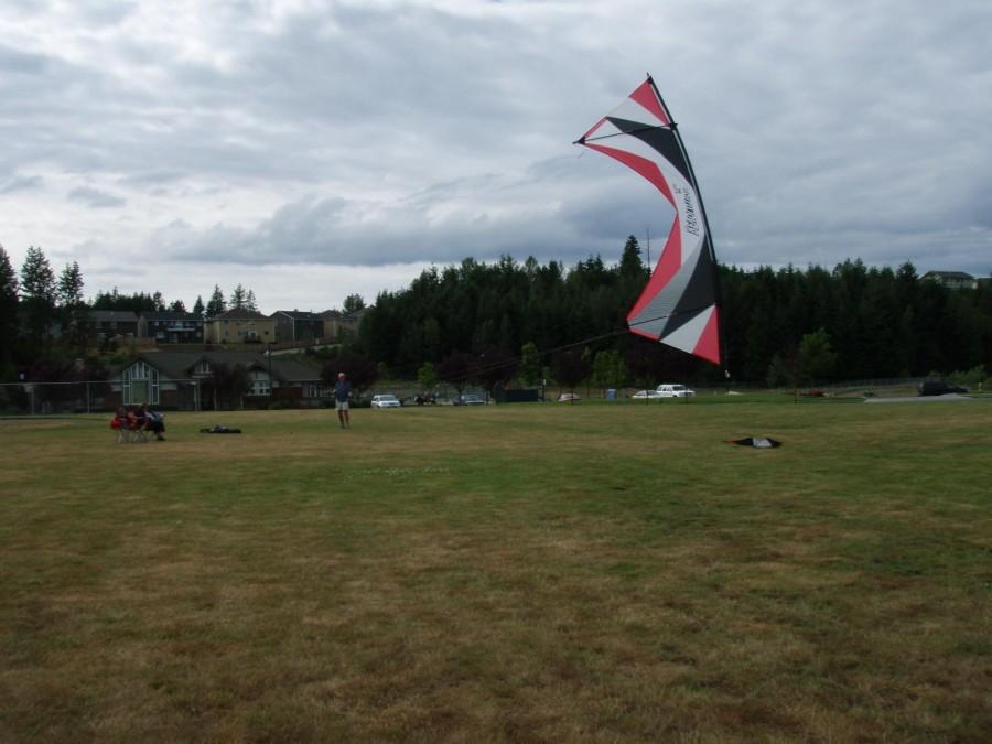 Rev Flown in Puyallup Washington