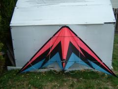 Team Storm Kite