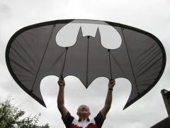 David Davies' Skydancer BatKite