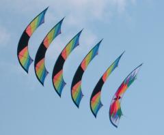SkyHummer Lead In Skydancer Stack