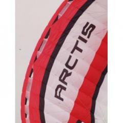 Closeup of Arctis FireBird