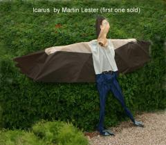 Icarus- Martin Lester (First one sold to public)