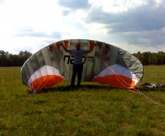 Test flying the 2010 HQ NEO 11