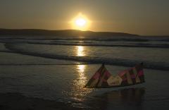 Kiting on Holiday 2009