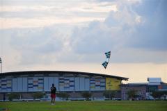 Flying at Sengkang Field