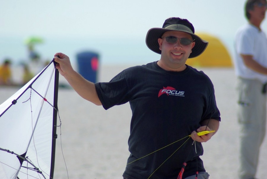 2011 Treasure Island Sport Kite Championship